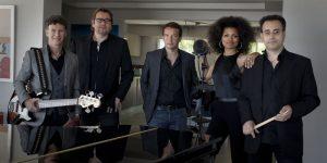 Cap Jazz - Emily Johnson's band