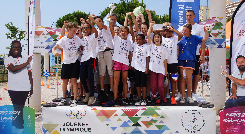 Journée Olympique de Cap d'Ail