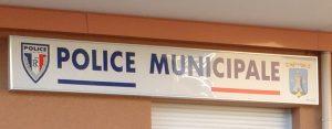 Police minicipale Cap d'Ail